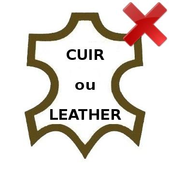 logo cuir croix